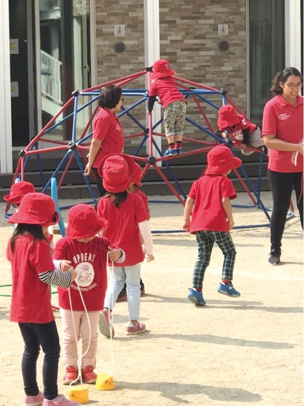 幼稚園や保育園などのキッズ世代の紫外線対策は必須