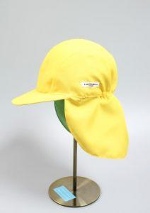 EPOCHAL UVカットフラップ帽子 どろんこ会様特別オリジナル製品