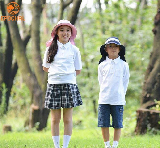 日本学校保健会推薦製品 UVカット製品 エポカル