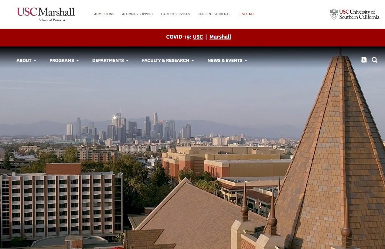 USC Marshall School of Business